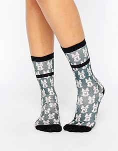 Носки Stance Minnie Minnies - Мульти