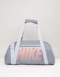Серая дорожная сумка Nike - Мульти