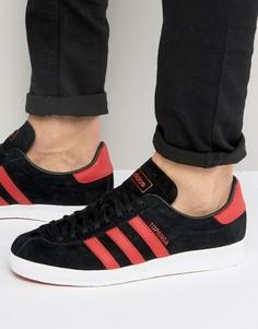 Черные кроссовки adidas Originals Topanga - Черный
