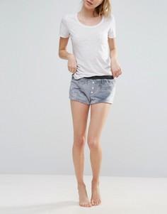 Пижамные шорты Minkpink Midnight Vibes - Серый