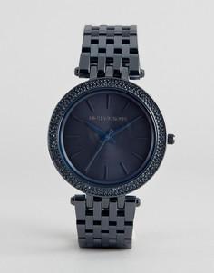 Синие часы Michael Kors IP Darci - Синий