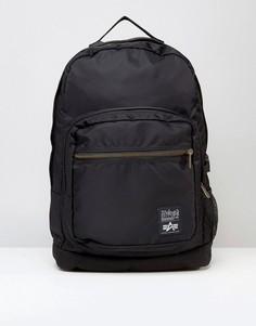 Рюкзак Manhattan Portage x Alpha Industries - Черный