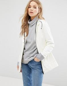 Куртка с матовым эффектом New Look - Белый