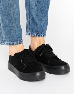 Кроссовки на платформе Blink - Черный