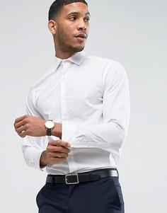Строгая облегающая рубашка Selected - Белый