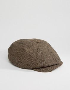 Плоская кепка Dickies Tuscon - Коричневый
