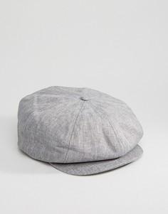 Плоская кепка Dickies Jacksonport - Серый