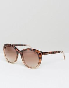 Солнцезащитные очки кошачий глаз Somedays Lovin - Коричневый