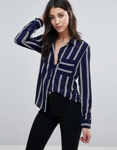 Классическая рубашка Unique 21 - Темно-синий