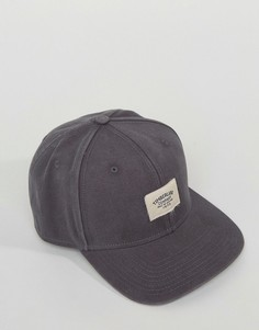 Темно-синяя 6-панельная кепка Timberland - Темно-синий