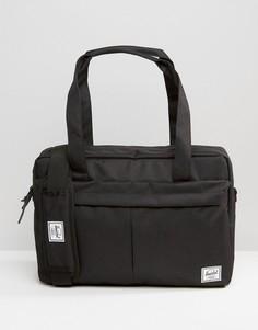 Сумка для ноутбука на 15 литров Herschel Supply Co Gibson - Черный