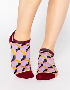 Низкие носки с узором Stance - Мульти