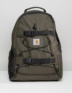 Рюкзак Carhartt WIP Kickflip - Зеленый