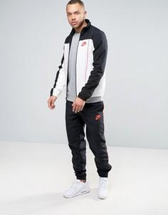 Черный спортивный костюм Nike 832848-014 - Черный