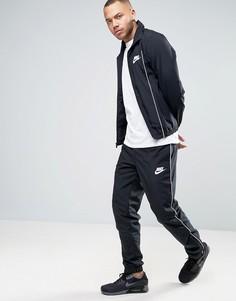 Черный спортивный костюм Nike 832848-011 - Черный