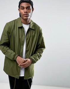 Зеленая тренерская куртка Nike SB 829509-331 - Зеленый