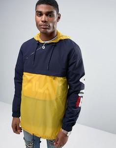 Куртка через голову Fila - Желтый