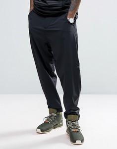 Черные суженные джоггеры adidas Orignals EQT BK7266 - Черный