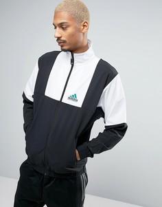 Черная спортивная куртка adidas Originals Equipment BK7668 - Черный