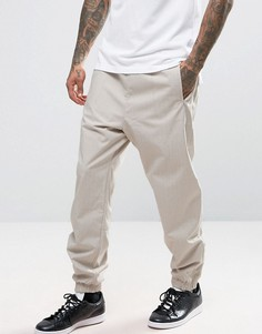 Бежевые джоггеры adidas Originals Paris Pack Wind BK0545 - Бежевый