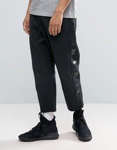 Черные джоггеры длиной 7/8 adidas Originals Berlin Pack EQT BK7287 - Черный