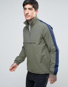 2-цветная непромокаемая куртка Farah Donnelly - Зеленый