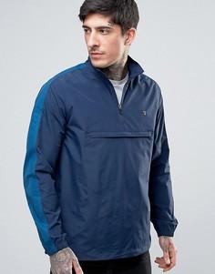 2-цветная непромокаемая куртка Farah Donnelly - Темно-синий