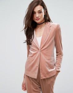Пиджак Fashion Union - Розовый