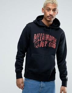 Худи с логотипом и принтом Billionaire Boys Club - Черный