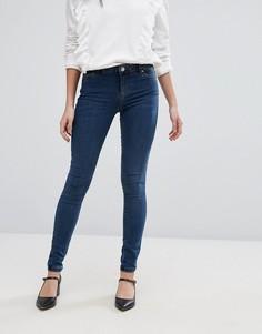 Зауженные джинсы Miss Selfridge - Синий