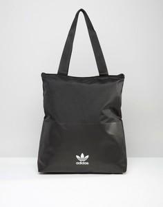 Черная сумка-тоут adidas Originals AZ0743 - Черный