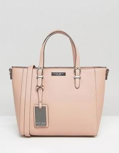 Миниатюрная сумка-тоут Carvela Danna - Розовый