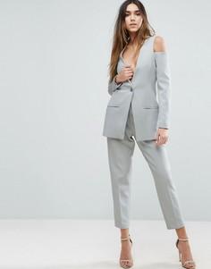 Соблазнительные узкие брюки ASOS - Синий