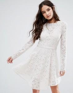 Платье мини The Jetset Diaries Voyage - Белый