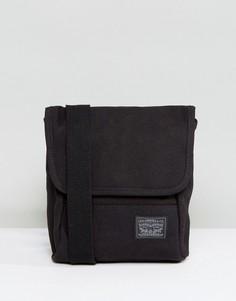 Черная парусиновая сумка для авиаперелетов Levis - Черный Levis®