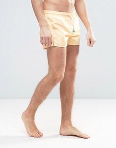 Желтые шорты для плавания Oiler & Boiler - Желтый