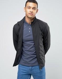 Нейлоновая куртка Selected Homme - Черный