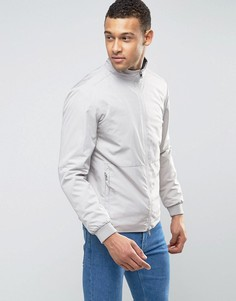 Нейлоновая куртка Selected Homme - Stone