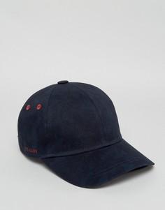 Бейсболка с принтом Ted Baker - Темно-синий
