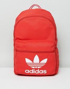 Классический рюкзак Adidas - Красный