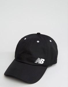Черная кепка New Balance NB500015-001 - Черный