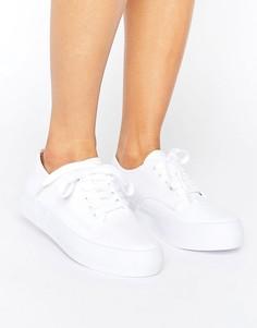 Кроссовки на платформе Blink - Белый
