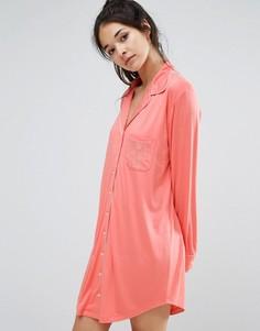 Ночная рубашка Chelsea Peers - Серый