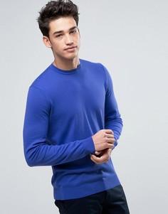 Джемпер из 100% хлопка United Colors of Benetton - Синий