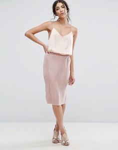 Юбка-карандаш Glamorous - Розовый