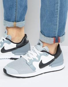 Серые кроссовки Nike Air Berwuda 555305-008 - Серый
