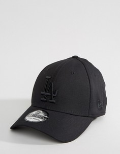 Кепка New Era 39Thirty LA - Черный