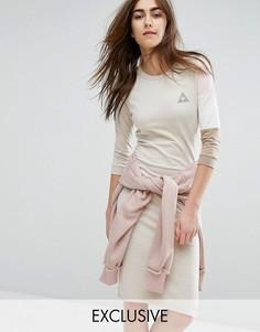 Трикотажное платье Le Coq Sportif эксклюзивно для ASOS - Мульти
