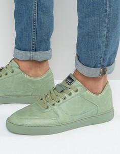 Зеленые кроссовки Sixth June - Зеленый