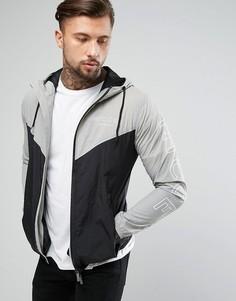 Куртка Nicce London Windrunner - Черный